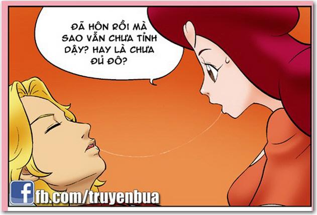Kim chi va cu cai phan 775 - Hoang tu ngu me. Xem truyện tranh kim chi và củ cải phần 775 - Hoàng tử ngủ mê