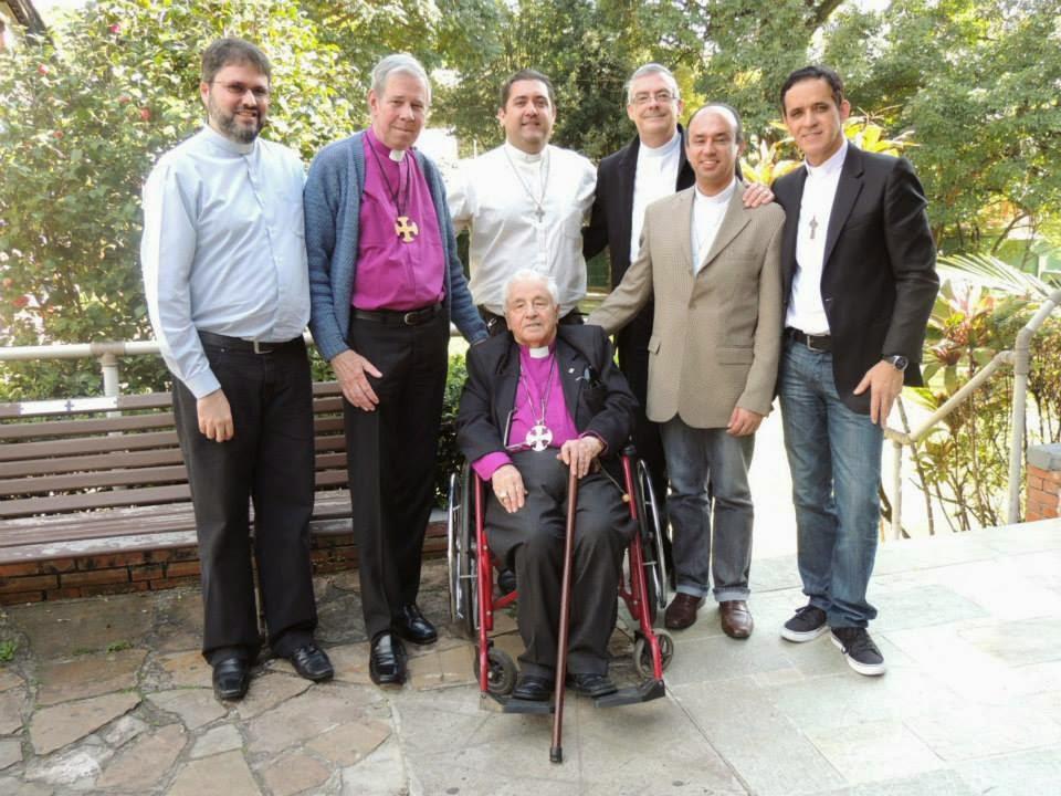 Movimento Anglicano no Brasil - Catedral Anglicana de São Paulo