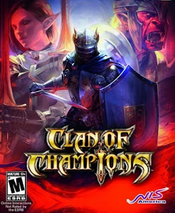 Cover Of Clan Of Champions Full Latest Version PC Game Free Download Mediafire Links At worldfree4u.com