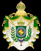 Brasão de armas do Império do Brasil