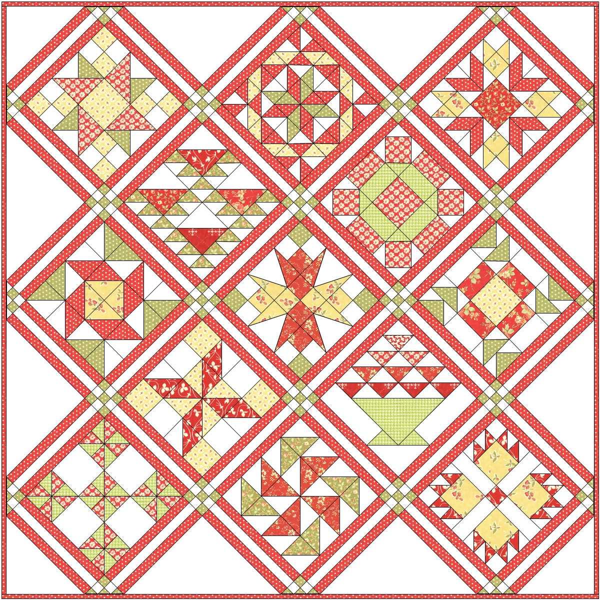Moda Fabric ~ 1//2 yard  ~ Audras Iris Garden ~ Brannock /& Patek   ~ # 2105 16