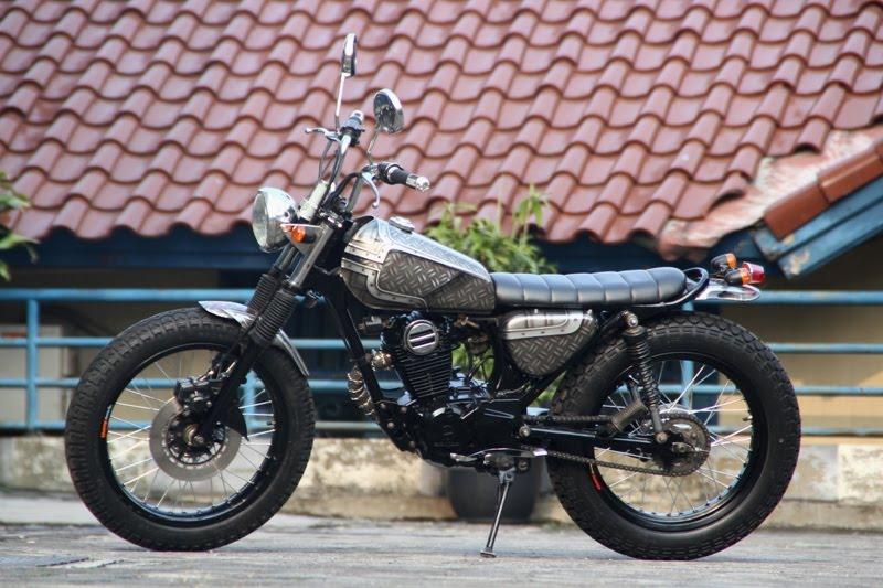 Inspirasi Lantai Metromini Honda Gl 100 89 Studio Motor