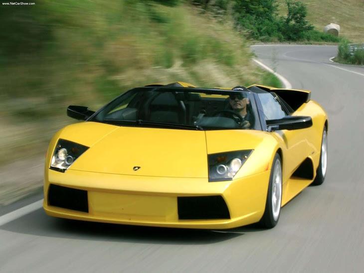2004 Lamborghini Murcielago LP640