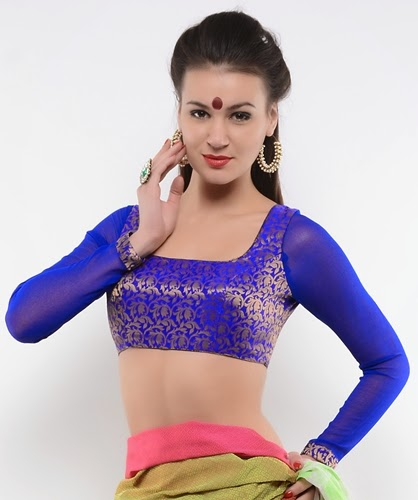 Blouses neck new designs blouse patterns with stylish necklines