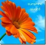 Winner of the Sunshine Award