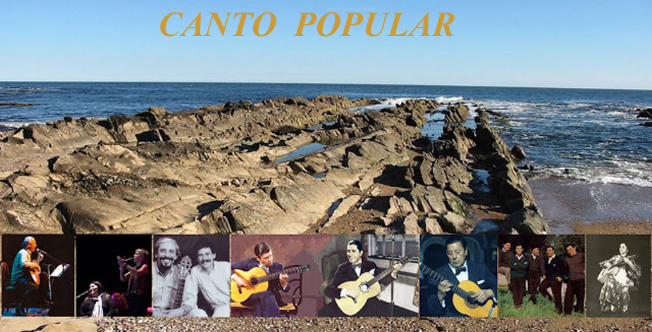 CANTO POPULAR