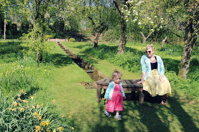 Coton Manor Gardens
