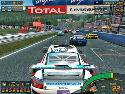 PC Game GTR 2 FIA GT Free Download