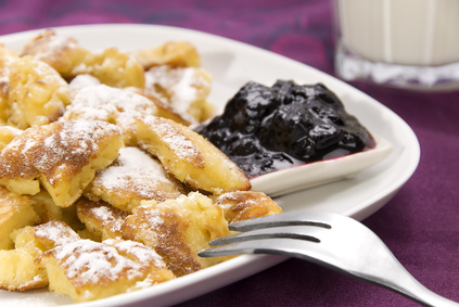 ... on for a short one about the Austrian-German dessert Kaiserschmarrn