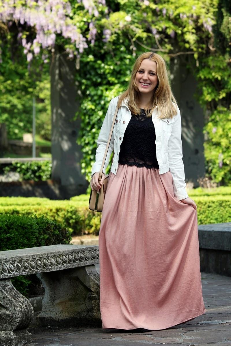 outfit_spring-falda_larga-croptop