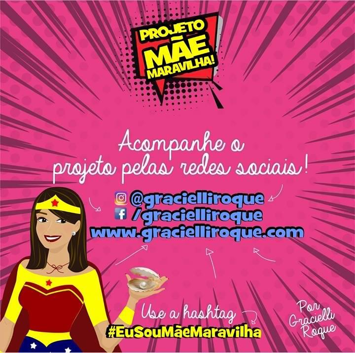Participe Projeto Mãe Maravilha