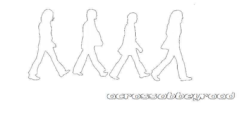 Across Abbey Road