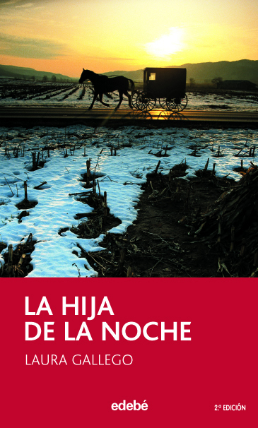 Reseña - La hija de la noche, de Laura Gallego