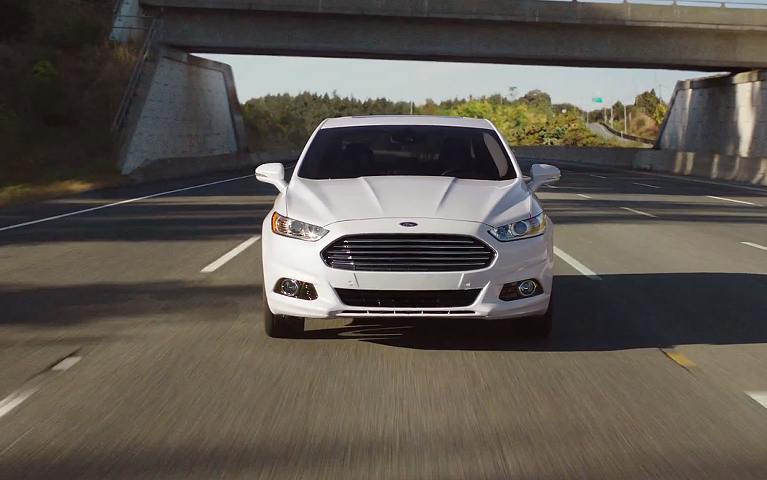 2014 Ford Fusion Gets Minor Updates