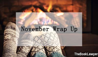 November Wrap Up | Un paio di fantasmi, un po' di resistenza e un gruppo di corvi ღ