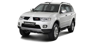 Car Profiles - Mitsubishi Montero Sport (2008-Current)