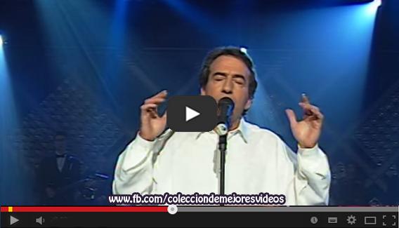 Baladas de Oro, José Luis Perales, Te Quiero, Vídeo Musical,