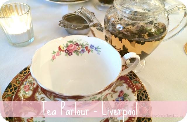 tea parlour liverpool afternoon tea