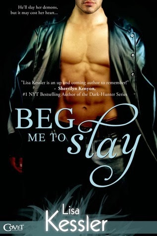 Beg Me to Slay by Lisa Kessler (PNR)