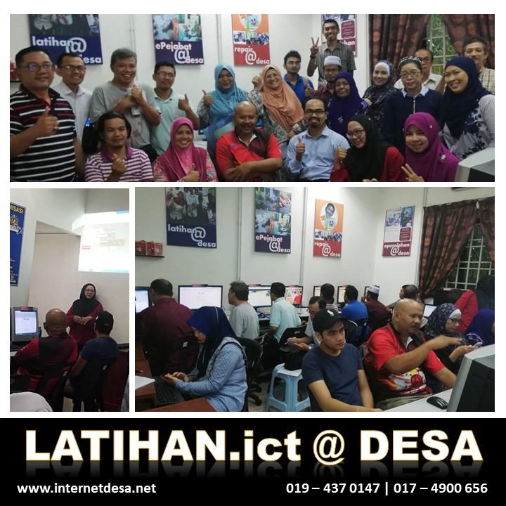 LATIHAN.ict@DESA