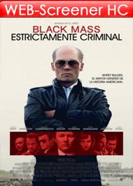 Descargar Black Mass Estrictamente criminal Castellano WEB Screener HC 2015 Mega