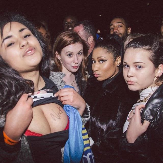 El amor grande que tiene una fans por Nicki Minaj