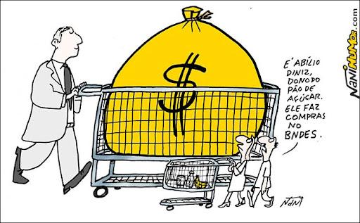 R$ 4 BI do BNDES para o Pão de Açúcar