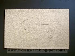 Seahorse Sign 02     wesens-art.blogspot.com