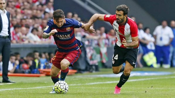 Athletic Bilbao 0-1 Barcelona