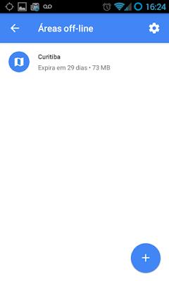 google maps off-line