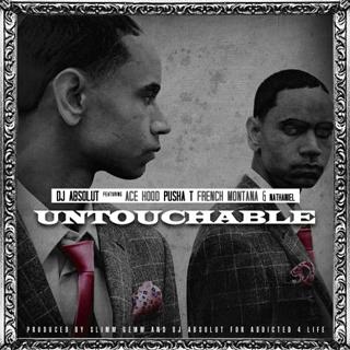 DJ Absolut - Untouchable Lyrics