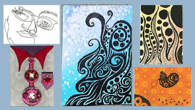 KristyRecycles ATCs