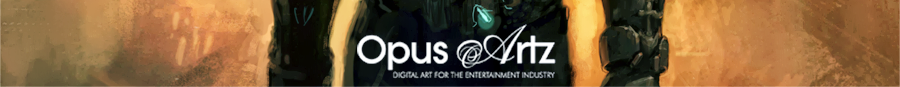 OPUS ARTZ - Digital Art Entertainment Design