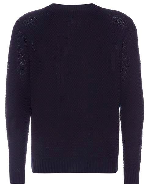 Jersey en azul oscuro de la colección de Farrell para Primark