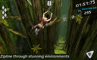 After Earth - entertaining runner made the movie After Earth. In this game, you'll jump, slide, dodge, fight the enemies, all in amazing landscapes.