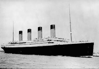 the ship called the titanic