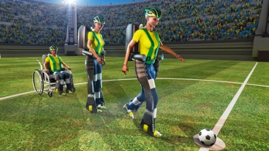 Paralyzed Teen to Kick Off 2014 Soccer World Cup with a Mind Controlled Exoskeleton