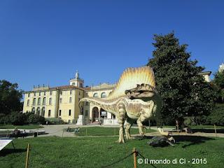 Spinosauro a Milano