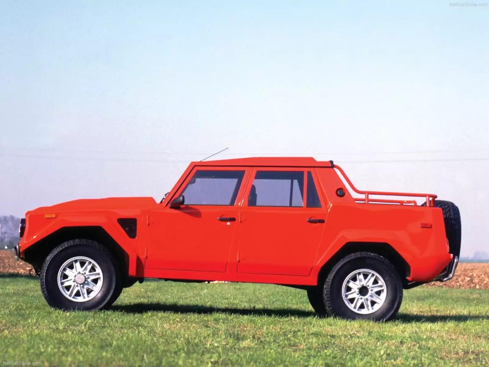 Hình ảnh siêu xe Lamborghini LM 1986 & nội ngoại thất