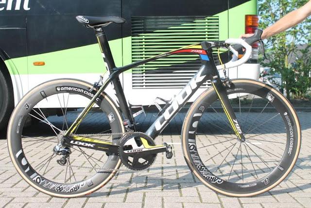 La Look 795 en el Tour de Francia