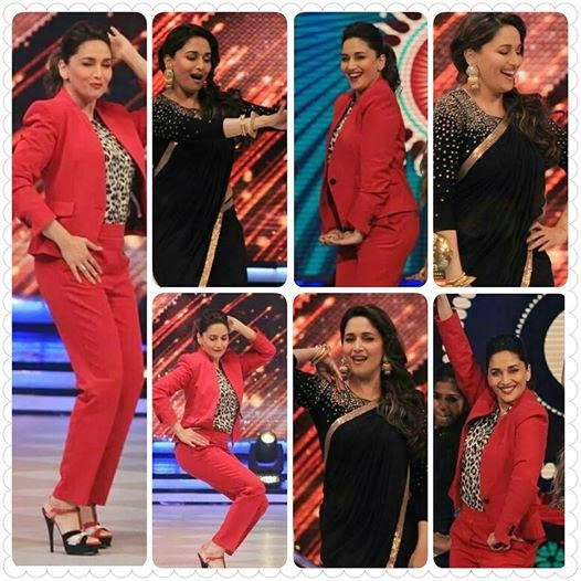 Madhoori Shaking It In Live Show