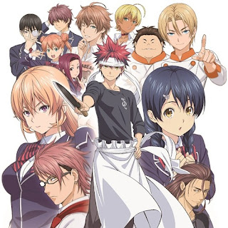 Shokugeki no Souma Opening by Ultra Tower