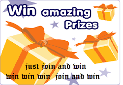 log in & win prizes