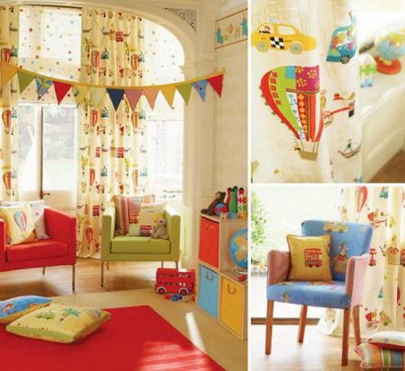 Atm sfera especial en la decoraci n de la habitaci n de - Habitacion infantil nino ...