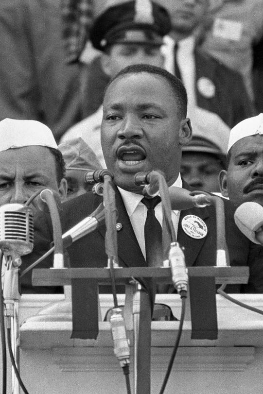 essay martin luther king jr speech