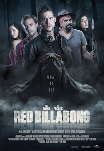 Red Billabong Poster