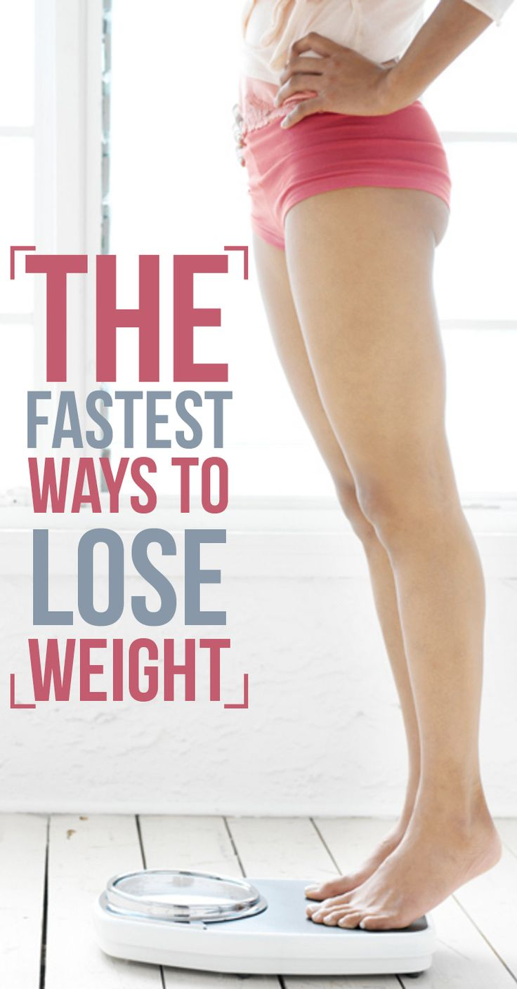 Learn The Fastest Ways to Lose Weight