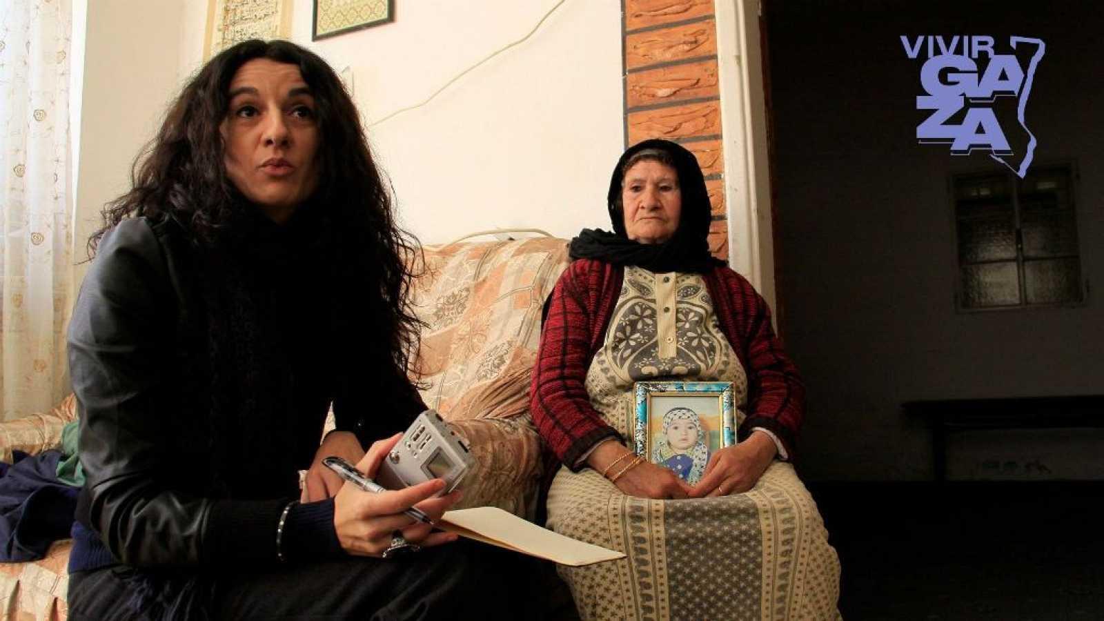"""""""VIVIR EN GAZA"""", NUEVO PODCAST DE RNE"""