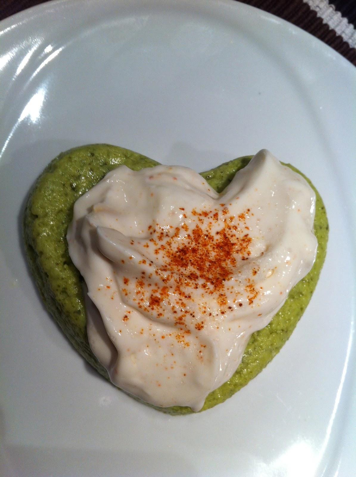 Hobby e gola budino di zucchine e basilico con crema di for Cucinare yogurt greco