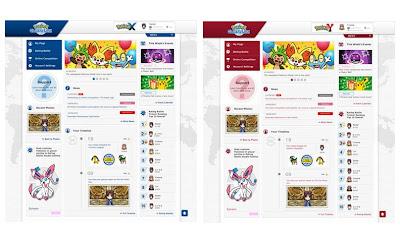Pokémon Global Link X Y